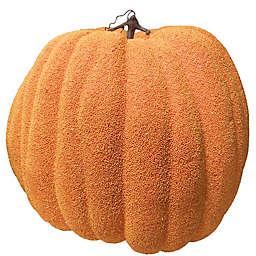 18.5-Inch Indoor/Outdoor Harvest Pumpkin Decoration in Orange