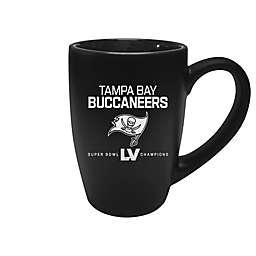 NFL Tampa Bay Buccaneers Super Bowl LV Champions 15 oz. Bistro Ceramic Mug