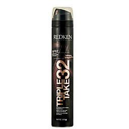 Redken® 9 oz. Triple Take #32 Extreme High Hold Hairspray