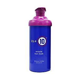 It's a 10® 17.5 oz. Miracle Hair Mask