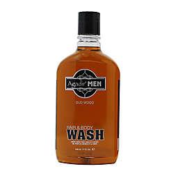 Agadir® Men's 17 oz. Oud Wood Hair and Body Wash