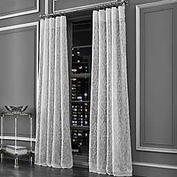 J. Queen New York™ Luxembourg Rod Pocket Light Filtering Window Curtain Panel