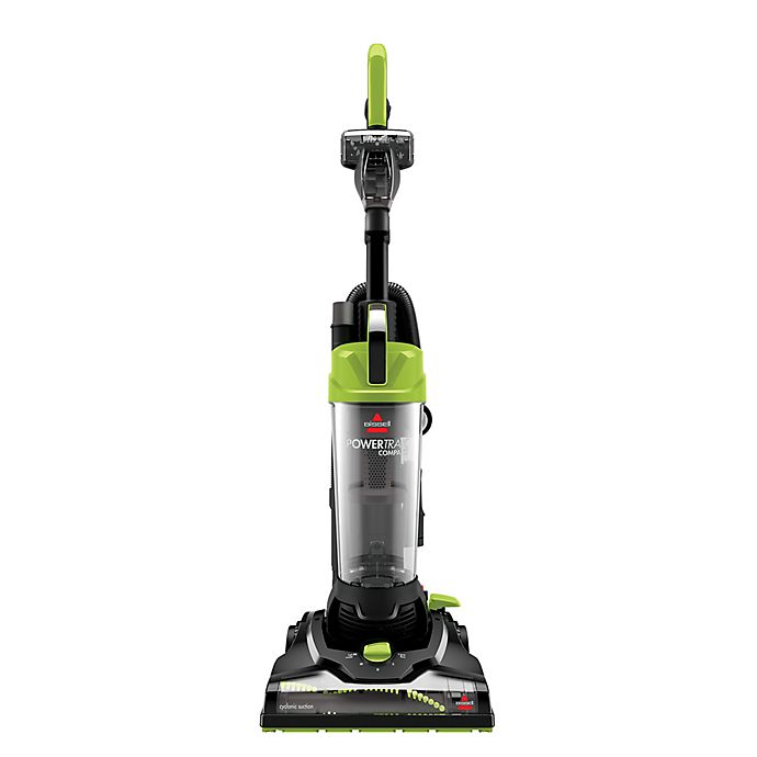 Alternate image 1 for BISSELL® PowerTrak® Compact Upright Vacuum in Lime