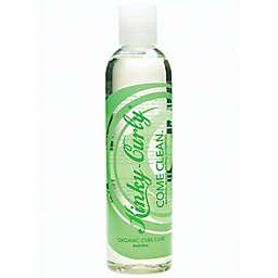 Kinky Curly Come Clean 8 oz. Natural Moisturizing Shampoo