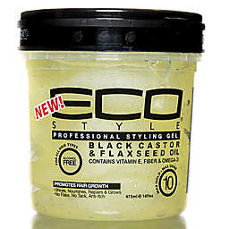 Ecoco® 16 oz. Professional Styling Gel with Black Castor and Flaxseed Oil