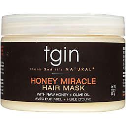Thank God It's Natural 12 oz. Honey Miracle Hair Mask