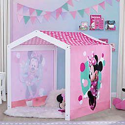 Delta Children® Disney® Minnie Mouse Indoor Playhouse with Tent
