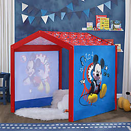Delta Children® Disney® Mickey Mouse Indoor Tent Playhouse in Blue