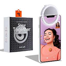 Sharper Image® Selfie Light in White