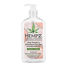 Hempz® 17 oz. Pink Pomelo and Himalayan Sea Salt Herbal Body Moisturizer