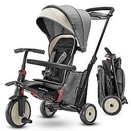 smarTrike™ STR5 Folding Stroller Tricycle in Grey