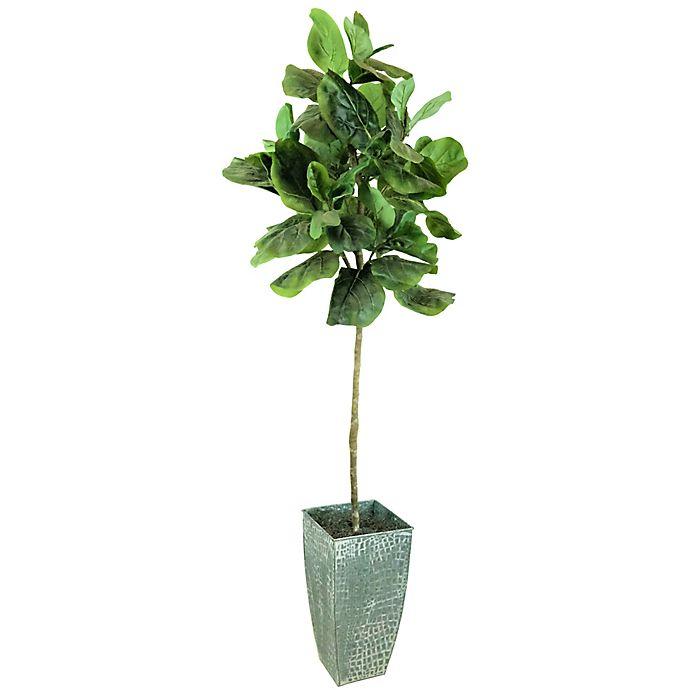 Alternate image 1 for Fiddle Leaf 60-Inch Fig Tree in Deco Pot