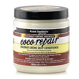 Aunt's Jackie's™ 15 oz. Coco Repair Coconut Creme Deep Conditioner