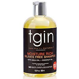 Tgin 12 oz. Moisture Rich Sulfate-Free Shampoo