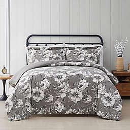Cottage Classics® Rochelle Duvet Set in Grey
