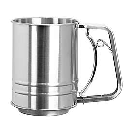 Our Table™ 3-Cup Stainless Steel Flour Sifter