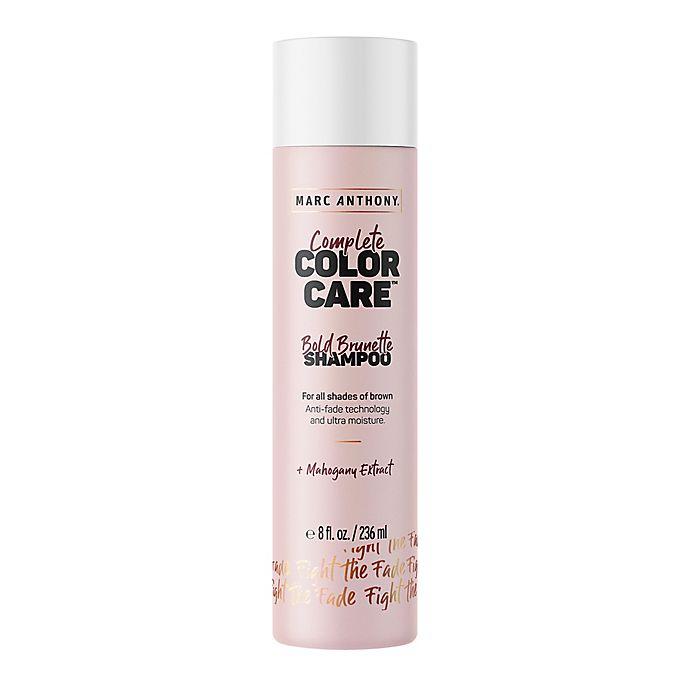 Alternate image 1 for Marc Anthony® Complete Color Care™ 8 oz. Shampoo for Brunettes