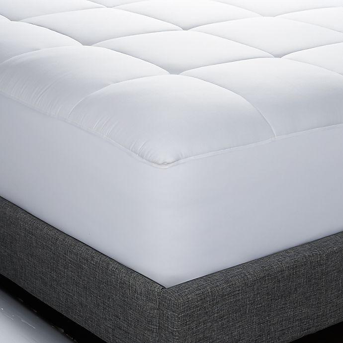 Alternate image 1 for Therapedic® Waterproof Cotton Mattress Pad