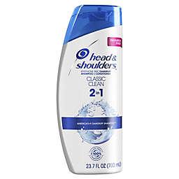 Head and Shoulders® Anti-Dandruff Classic Clean 2 in 1 Shampoo/Conditioner