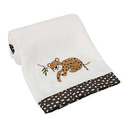 NoJo® Jungle Gym Baby Stroller Blanket in Grey