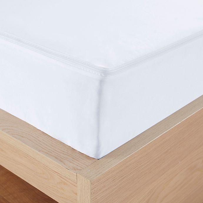 Alternate image 1 for Sleep Safe™ Waterproof Box Spring Protector