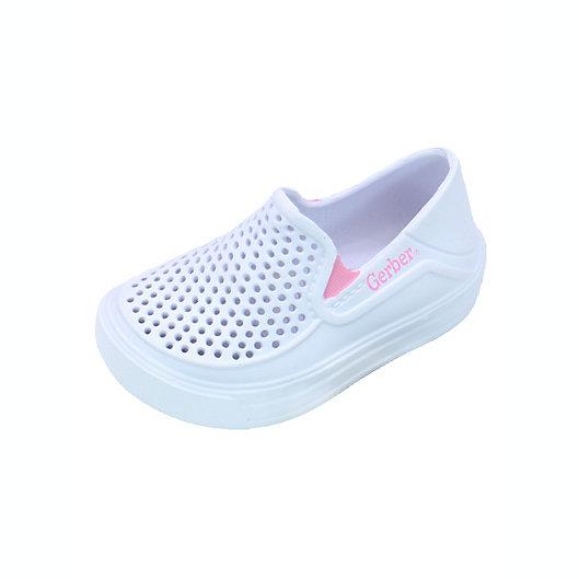 Alternate image 1 for Gerber® Slip-On Sneaker in White