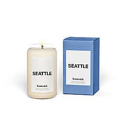 Homesick Seattle Jar Candle
