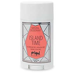 Primal Elements® Natural Deodorant in Island Time