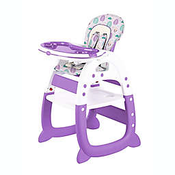 Evezo Rose Convertible High Chair
