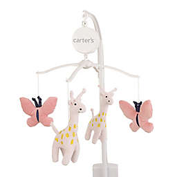 carter's® Pretty Giraffes Musical Mobile in Coral