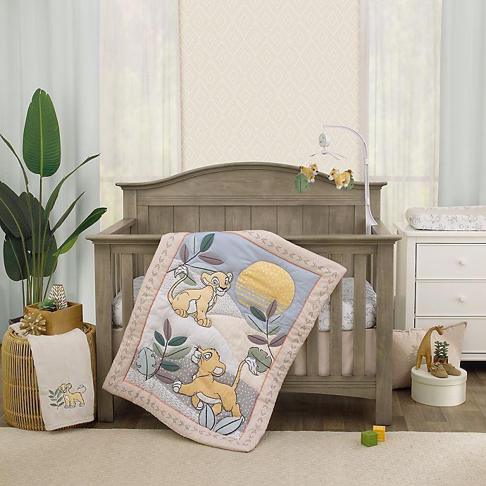 Alternate image 1 for Disney® Lion King Leader of the Pack Nursery Bedding Collection