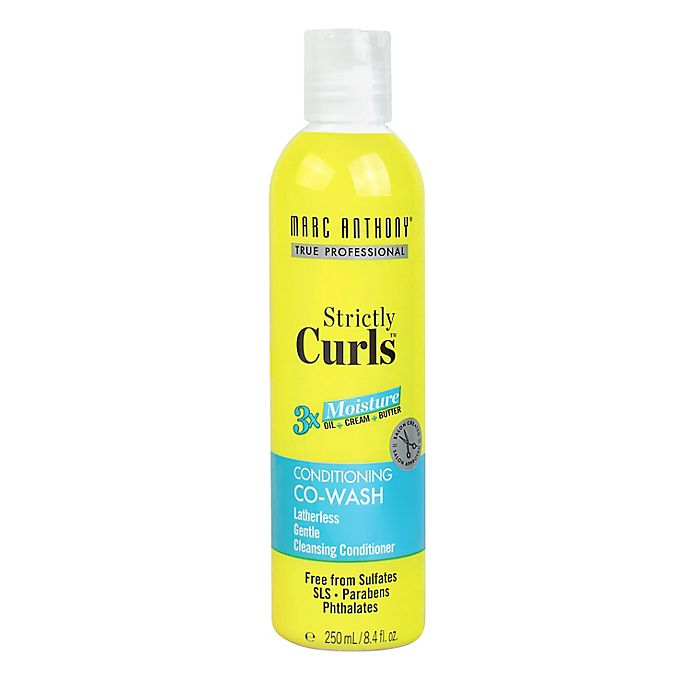 Alternate image 1 for Marc Anthony® Strictly Curls™ 8.4 fl. oz. 3x Conditioning Co-Wash