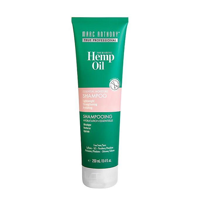 Alternate image 1 for Marc Anthony® 8.4 fl. oz. Hemp Oil Shampoo