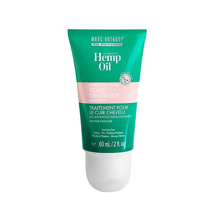 Alternate image 1 for Marc Anthony® 2 fl. oz. Hemp Oil Instant Cooling Scalp Treatment