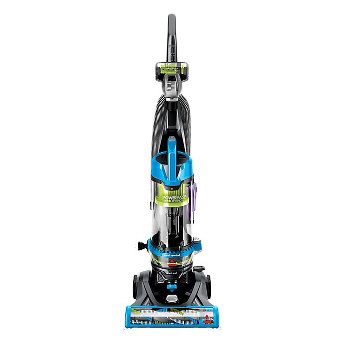 Alternate image 1 for BISSELL® PowerEase® 2253 Swivel Rewind Pet Vacuum in Blue