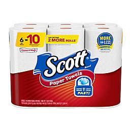 Scott® Choose a Sheet™ 6-Count Paper Towels