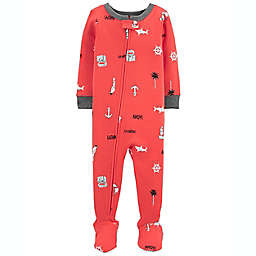 carter's® Animal Snug Fit 2-Way Sleep & Play