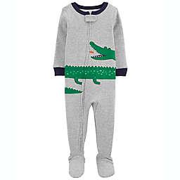 carter's® Size 18M Animal Snug Fit 2-Way Sleep & Play in Grey