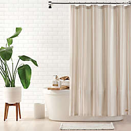 UGG® Valerie 72-inch x 84-inch Long Shower Curtain in Snow Linen