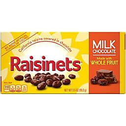 Raisinet's® 3.1 oz. Dark Chocolate Covered Raisins Theater Box Candy
