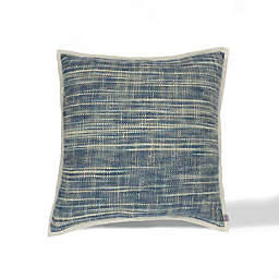 Divine Home Waterfall Square Throw Pillow