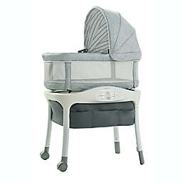 Graco® Sense2Snooze™ Bassinet with Cry Detection Technology in Grey