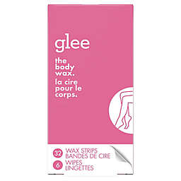 GLEE 32-Count Body Wax Strips