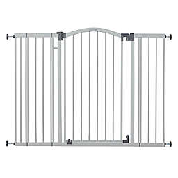 Summer™ Extra-Tall and Wide Safety Gate in Grey