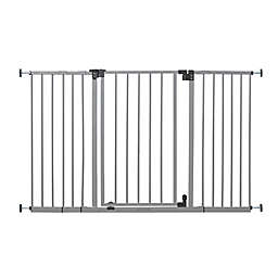 Summer™ Secure Space™ Extra-Wide Safety Gate in Grey