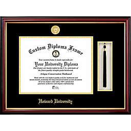 Howard University 16.3-Inch x 22-Inch Graduation Tassel and Diploma Frame