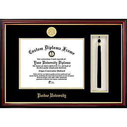 Purdue University 16.3-Inch x 22-Inch Graduation Tassel and Diploma Frame