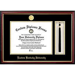 Eastern Kentucky University 16.3-Inch x 22-Inch Graduation Tassel and Diploma Frame