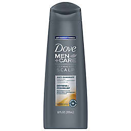 Dove® 12 fl. oz. Dermacare Scalp Dryness + Itch Relief Shampoo and Conditioner
