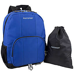 Eastsport Classic Backpack with Shoe Sling Bag